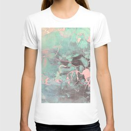 Delicate Shadow Marble T-shirt