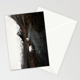 The Two Mountaineers Stationery Cards