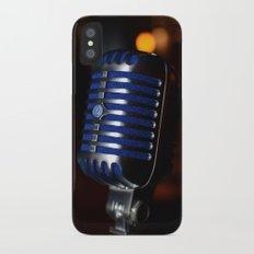 Blue Mic Slim Case iPhone X