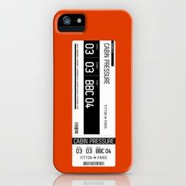 MJN Air iPhone Case