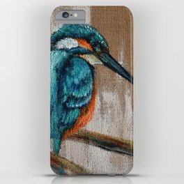 Little Blue One iPhone Case