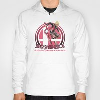super smash bros Hoodies featuring Shulk - Super Smash Bros. by Donkey Inferno