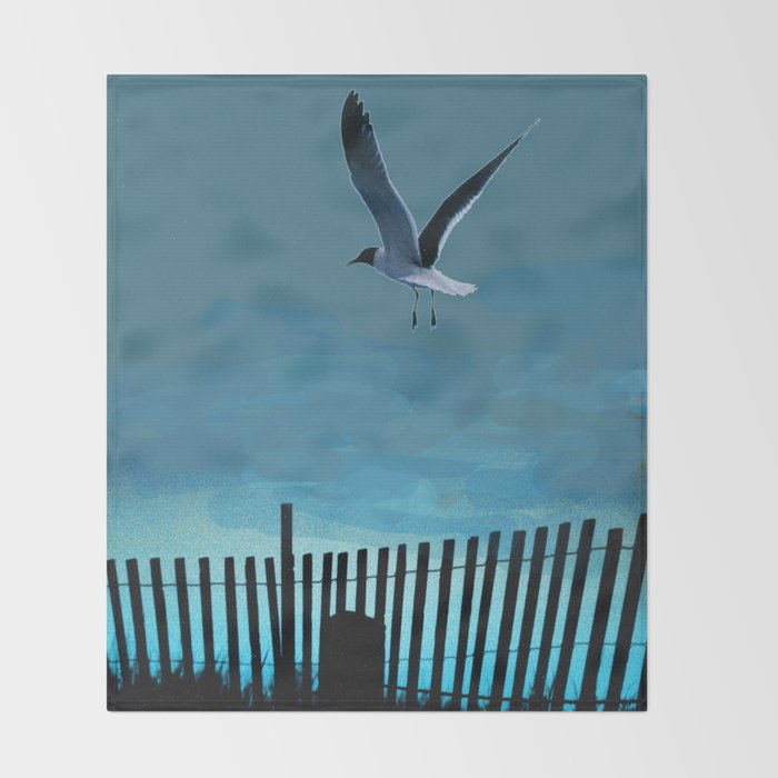 Take Flight Throw Blanket