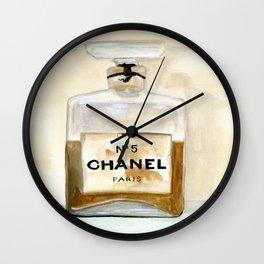 Parfume - No. 5 Wall Clock