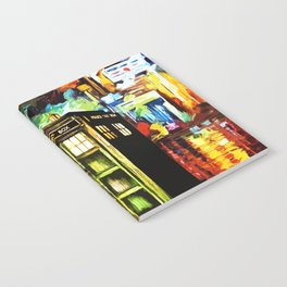 Time Lord Notebook