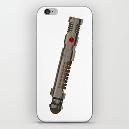 Old Light Sword Weapon iPhone Skin