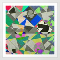 Circle Twerk Art Print