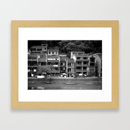 PHOENIX CITY CHINA Framed Art Print