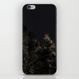 Stars at Night iPhone Skin