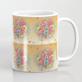 Tree House Garden Coffee Mug