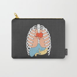 Hugs Keep Us Alive 2 Carry-All Pouch
