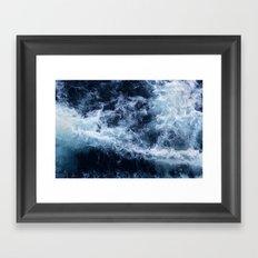 Lake Superior #5 Framed Art Print