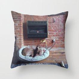 025//365 [v2] Throw Pillow