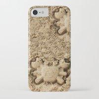 crab iPhone & iPod Cases featuring crab by Кaterina Кalinich