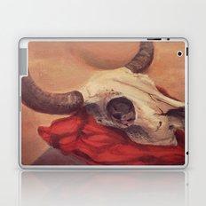 Cow Skull Laptop & iPad Skin