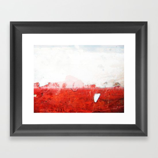 AIRLESS II Framed Art Print