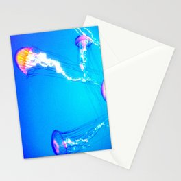 Don't Touch Stationery Cards