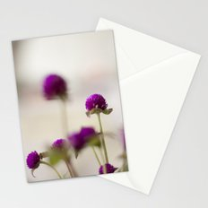 adorable flowers  Stationery Cards