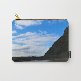 Melted Glacier Carry-All Pouch