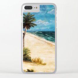 Patois Clear iPhone Case