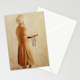 Secret Book 2 Stationery Cards