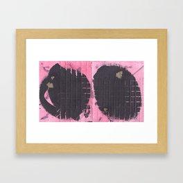 P17-198 Framed Art Print