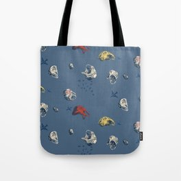 City Sky - Detritus Tote Bag