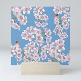 Manto de Sakuras Mini Art Print