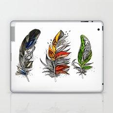 Winter Autumn Spring Laptop & iPad Skin