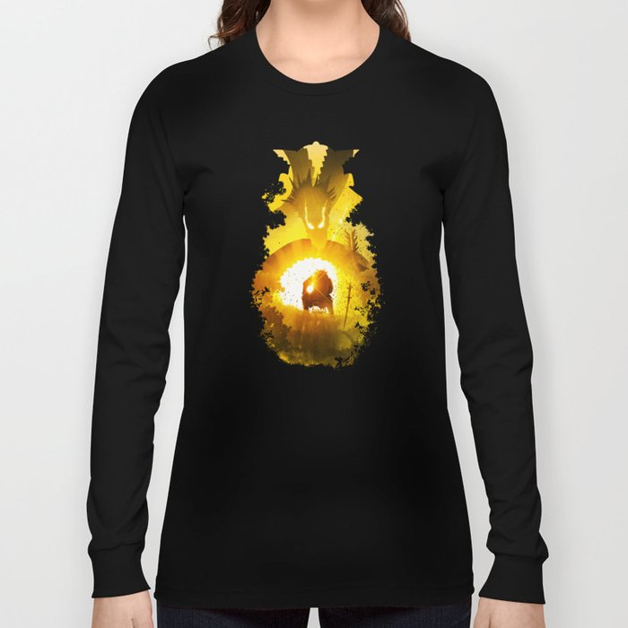 Dragon Emperor Long Sleeve T-shirt