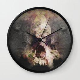 The Undisturbed Sleep Wall Clock