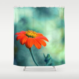 Where I Belong Shower Curtain