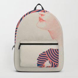 Hair Backpack