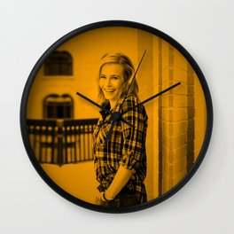 Chelsea Handler Wall Clock