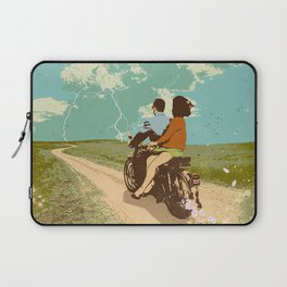 STORM CHASERS Laptop Sleeve