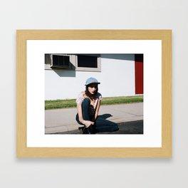 Kelsey Odenthal Framed Art Print