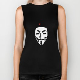 Anonymousche Biker Tank
