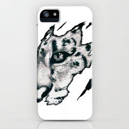 Irbis iPhone Case