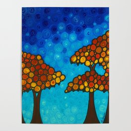 The Dreaming Trees Poster