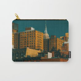 New York City Apartments (Color) Carry-All Pouch