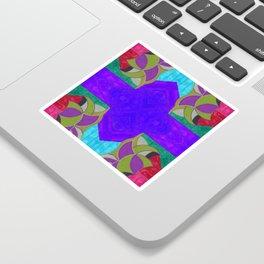 七 (Qī) Sticker