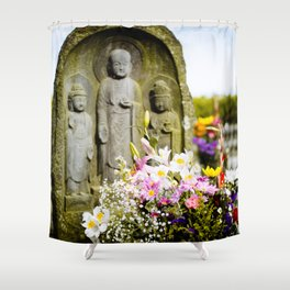Kamakura 4 Shower Curtain