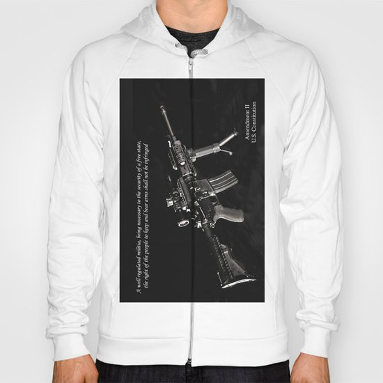 2nd Amendment Hoody