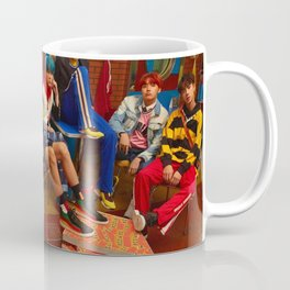 Bangtan Boys / BTS Coffee Mug