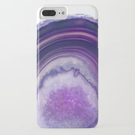 Magic Fingerprint Agate iPhone Case