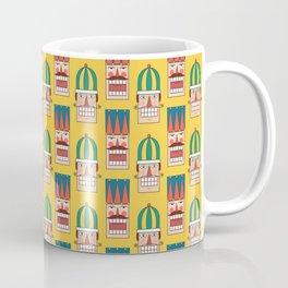 Day 09/25 Advent - Nut Crackin' Army Coffee Mug