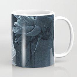 Blue Peonies Coffee Mug