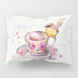 There is always time for tea Pillow Sham
