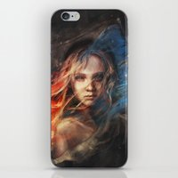 clear iPhone & iPod Skins featuring Do You Hear the People Sing? by Alice X. Zhang