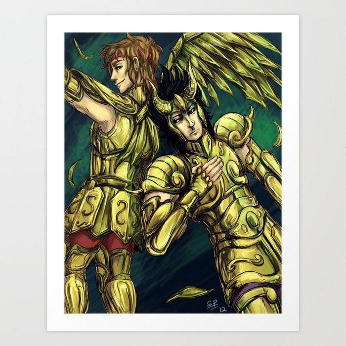334101a871b El Cid   Sisyphus fanart Art Print by sakapet